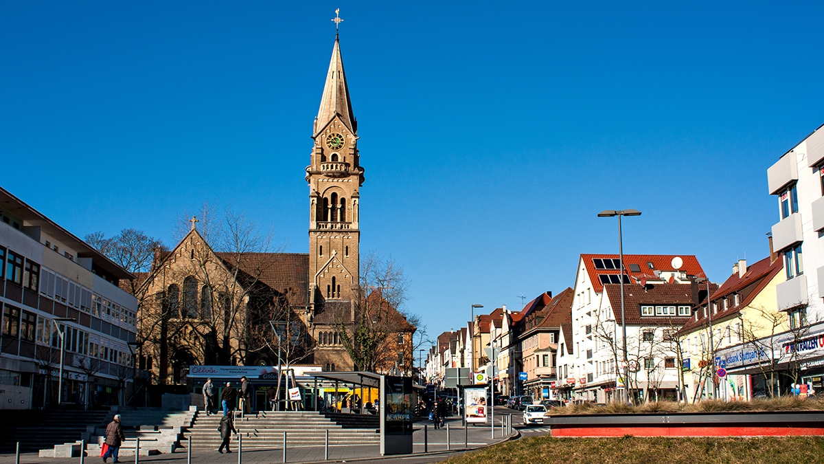 Stadtbezirk Zuffenhausen