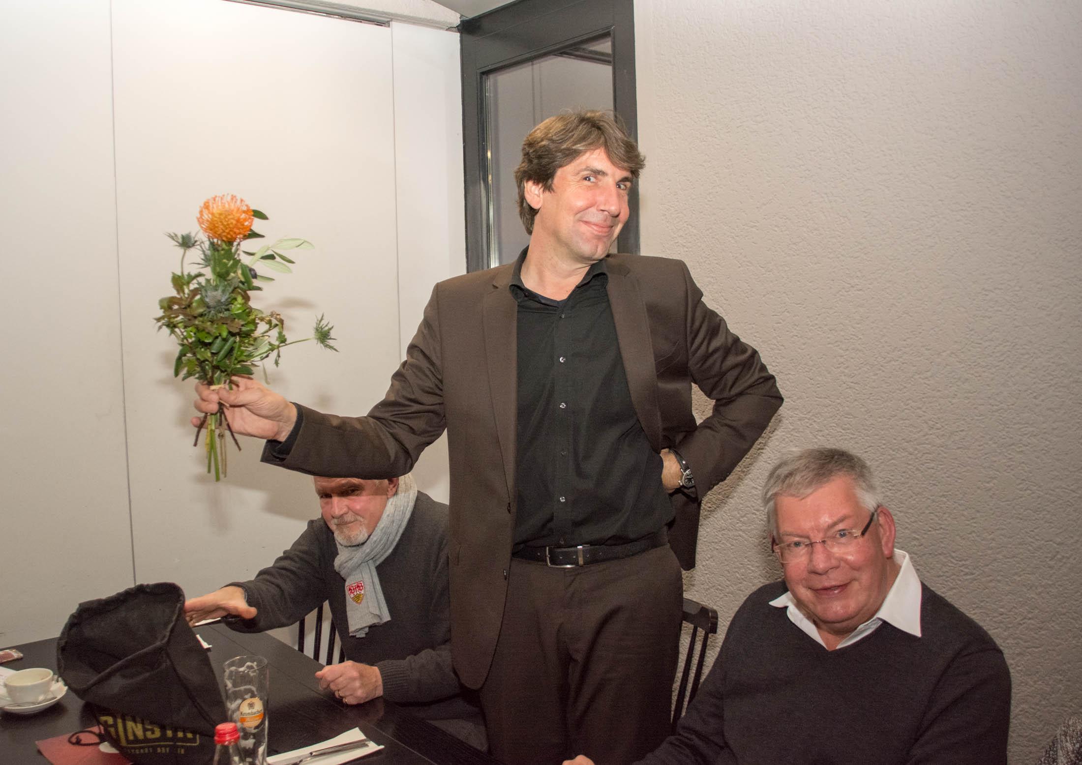 3. Geburtstag der aktiven Stuttgarter