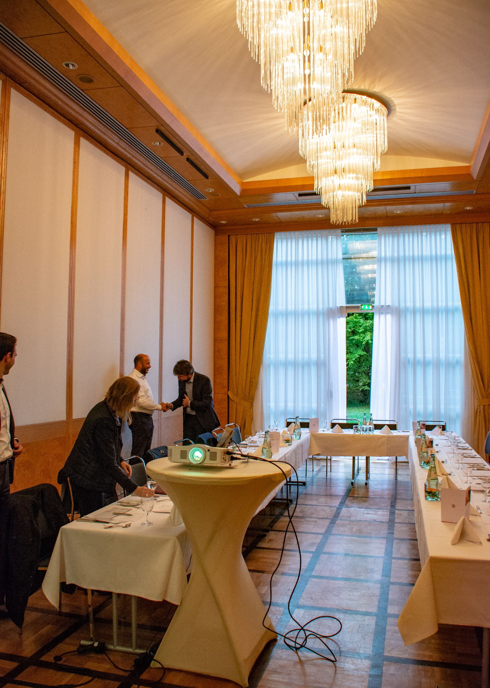 Mitgliederversammlung Aktive Stuttgarter 2018