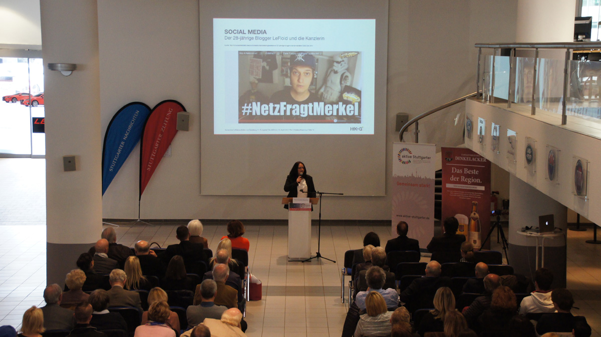 1. Stuttgarter ZukunftsForum vom 09. April 2016