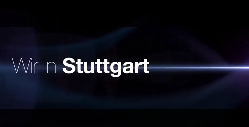 TV Beitrag Regio TV - Wir in Stuttgart vom 12.04.2016