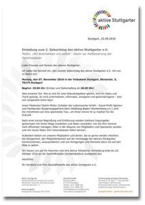 Einladung im PDF-Format herunterladen