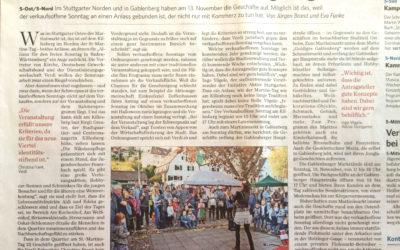 St. Martin macht offenen Sonntag möglich