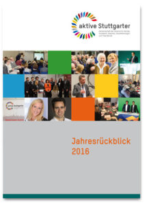 Jahresrückblick 2016 - aktive Stuttgarter