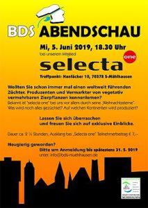 Abendschau BDS Mühlhausen @ selecta one | Stuttgart | Baden-Württemberg | Deutschland