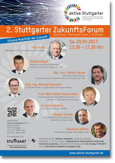 Download Programm 2. Stuttgarter ZukunftsForum am 29. April 2017