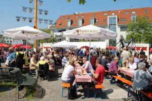 Maibaumfest 2018 @ Löwen-Markt Weilimdorf | Stuttgart | Baden-Württemberg | Deutschland