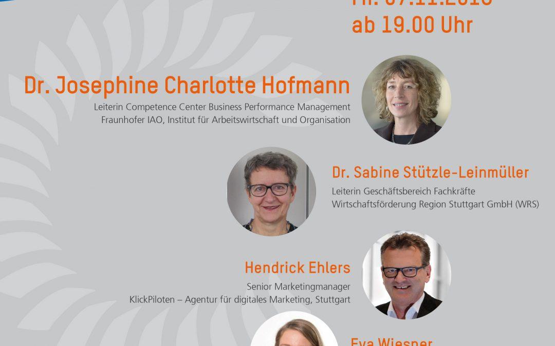 Bericht vom 3. Stuttgarter ZukunftsForum