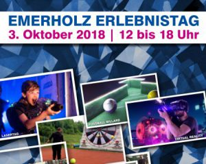 Emerholz-Erlebnistag in Stammheim @ FSE Sport- und Freizeitanlage Emerholz | Stuttgart | Baden-Württemberg | Deutschland